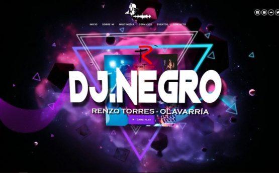 DJ Negro – Renzo Torres