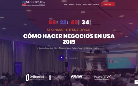 NEGOCIOS USA – Cómo hacer negocios en Estados Unidos