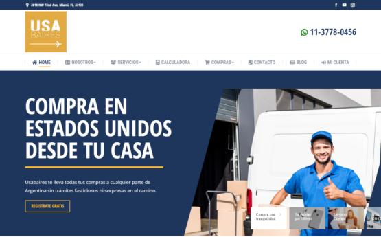 USABAIRES – Importadores de USA hacia Argentina