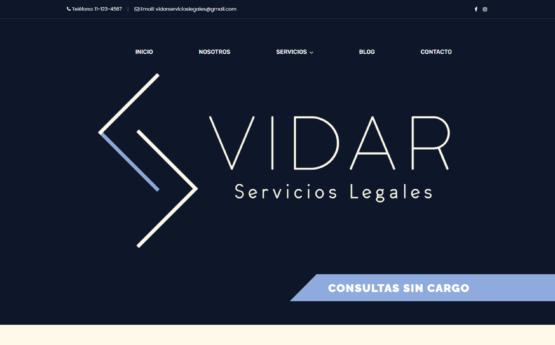 VIDAR – Servicios Legales