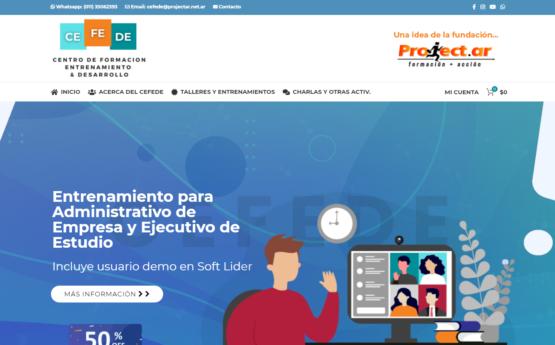 CEFEDE – Centro de Entrenamiento, Formación y Desarrollo